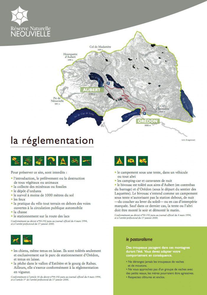 Réglementation RNN
